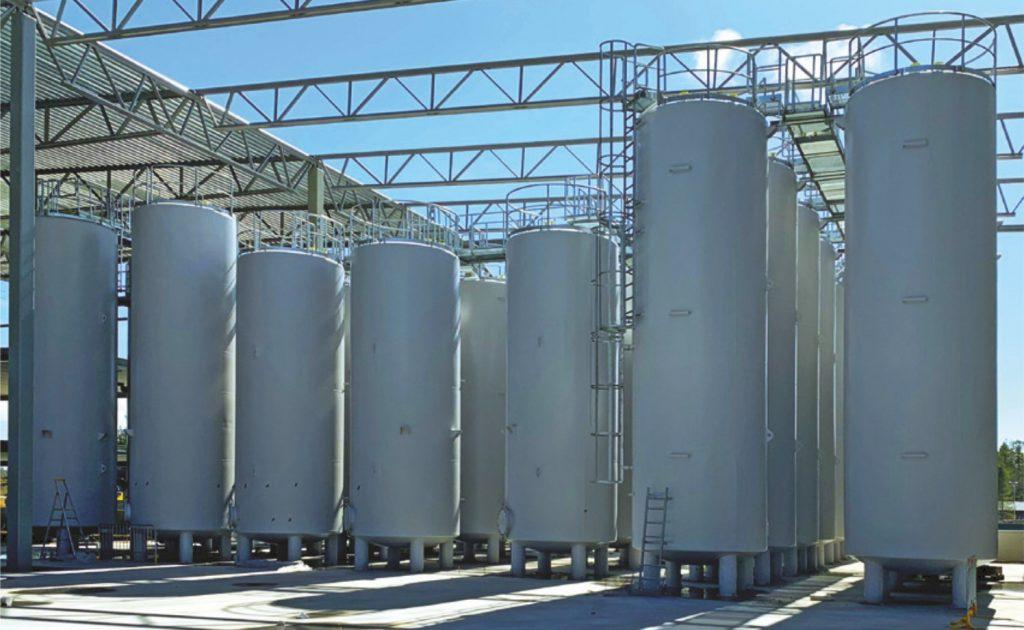 Behälter für die Industrie