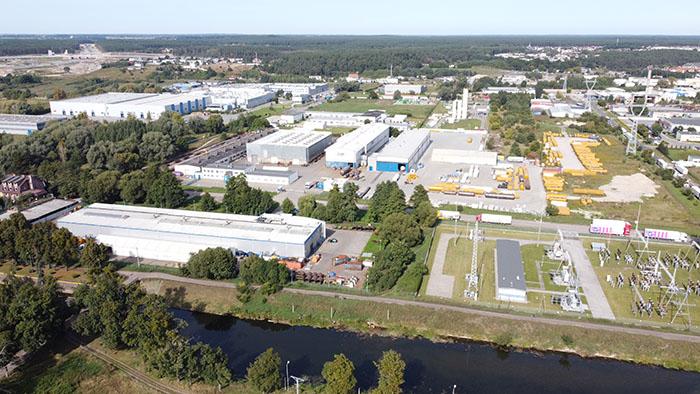 CGH Polska, Tankhersteller