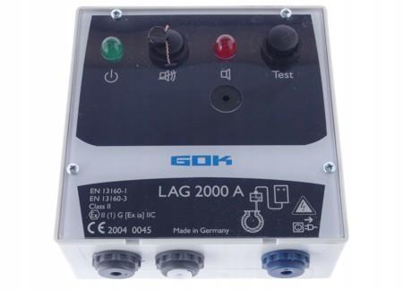 GOK LAG 2000 Nass-Leckageüberwachungssystem