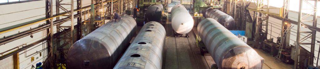 Technologie - CGH Polska Produktionshalle